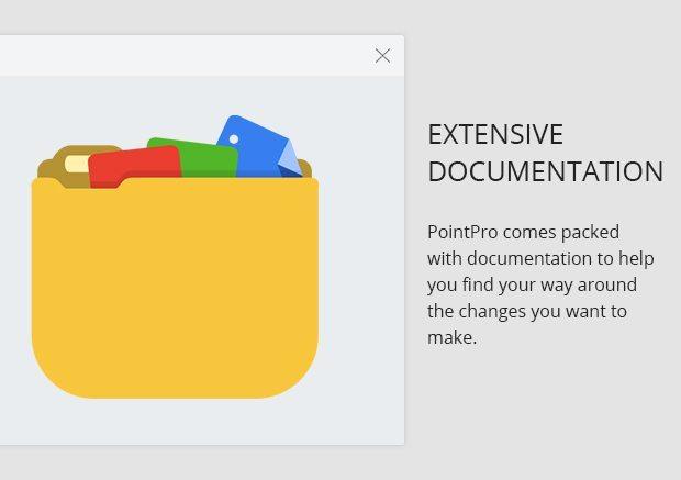 Download Themes PointPro WordPress
