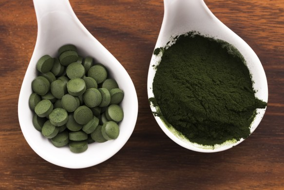 Green chlorella
