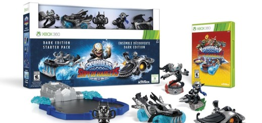 Skylanders SuperChargers Dark Edition