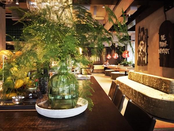 Restaurants met Cocktailbars