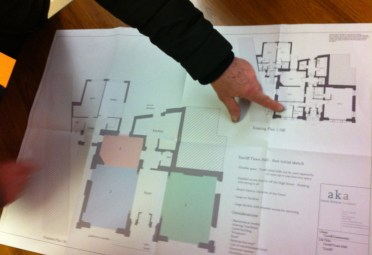 Turriff Municipal Hall plans