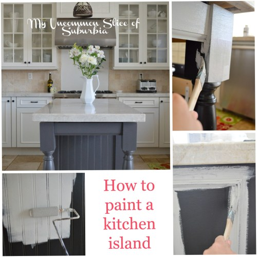 Medium Of Kitchen Island Paint