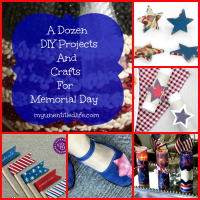 A Dozen DIY Projects And Crafts For Memorial Day