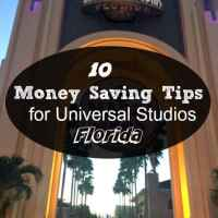 10 Money Savings Tips For Universal Studios Florida