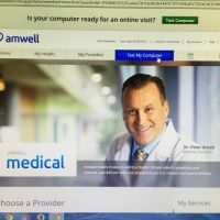 AmWell makes visiting the doctor easy!  #ad @Amwell #MomsLoveAmWell