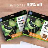 Fantastic Sale on Printer Ink from HP #ad #b1g1 50% off #HPink