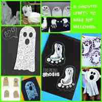 11 Ghostly Crafts you must do this Halloween!