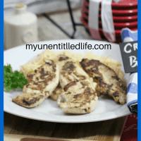 Copycat Cracker Barrel Chicken tenders recipe