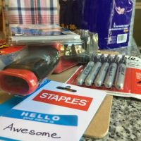 Staples helps get your college age kids into their dorm #Staples #ad