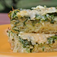 Quinoa and Egg Breakfast Casserole