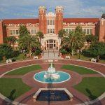 FSU campus building