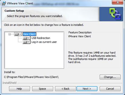 viewclient_install