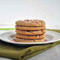 Grain Free Sugar Cookies