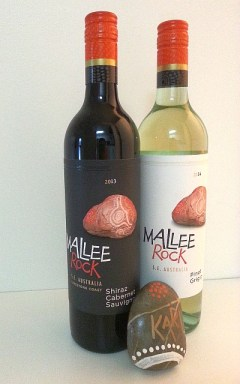 Mallee Rock wines