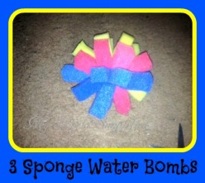 Craft: Water Bombs