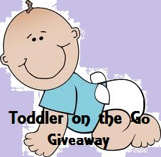 Toddler on the go Giveaway