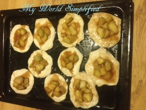 apple pie in 20 minutes