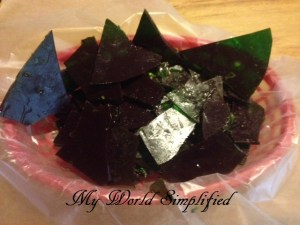 homemade anise candy