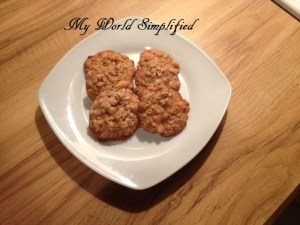 oatmeal scotchy cookies