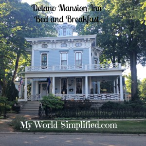 Delano Mansion Inn Bed and Breakfast: A home away from home