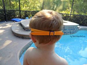 iSwimband clasp