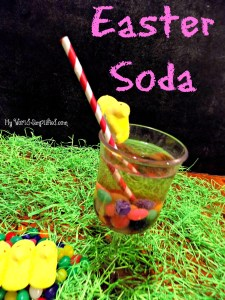Easter Soda Recipe