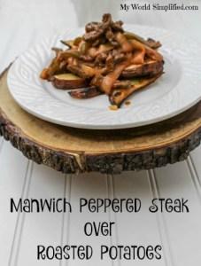 Manwich Makes Monday's Marvelous