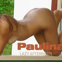 Femjoy: Paulina - Lazy Afternoon