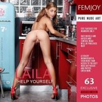 Femjoy: Laila - Help Yourself