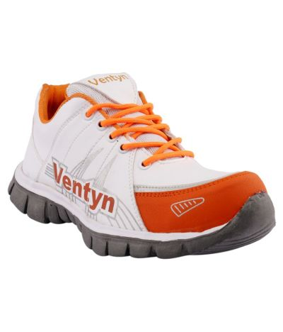 Ventyn White Lifestyle Sports Shoes Price in India- Buy ...