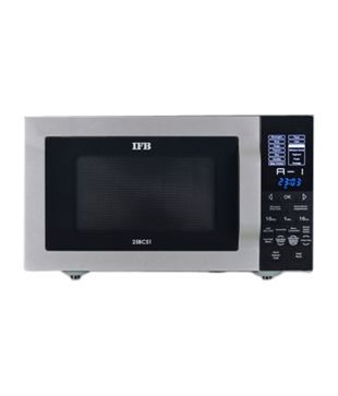 IFB 25BCS1 25 Litres Convection Microwave Oven - Silver and Black