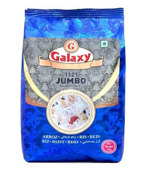 Galaxy 1121 Jumbo Basmati Rice