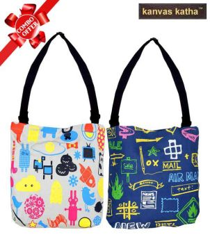 Kanvas Katha Fashion Totes & Slings