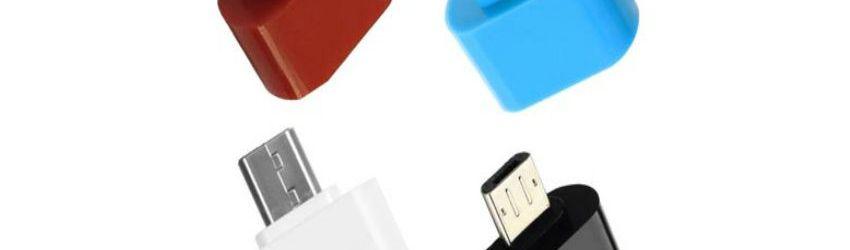 OTG Adaptor for smartphones