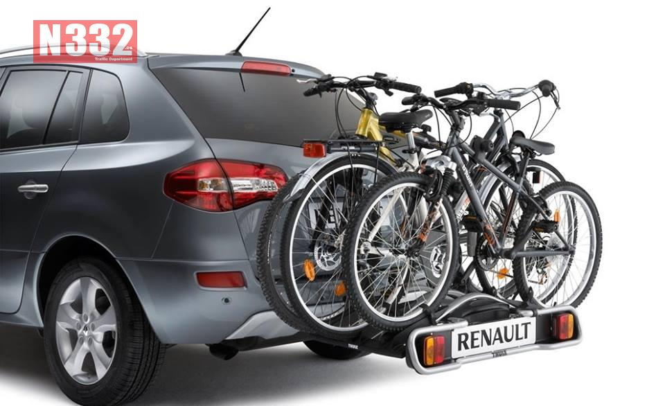 Carrying Bikes on Cars