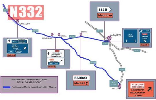 20150429 - Major Traffic Plan Operating This Weekend