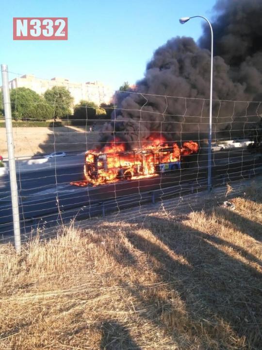 Weekend Deaths Madrid Fire 2