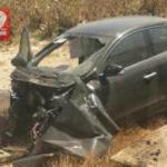 Car Driver Injured in Orihuela Train Crossing Crash