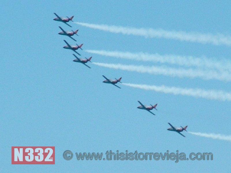 San Javier Air Show This Weekend