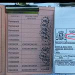 Belgian Foreign Licence Holder Fined in Alicante