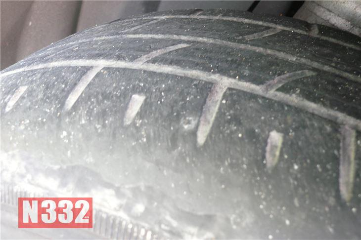 Over a Million Vehicles have Defective Tyres