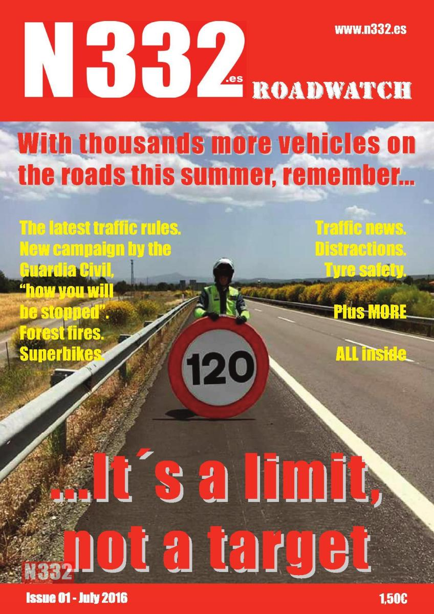 N332 RoadWatch Issue 01 - July 2016