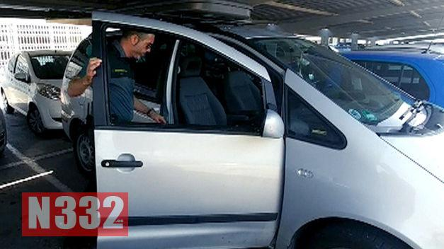 Guardia Civil Officers Rescue Baby Left in Car