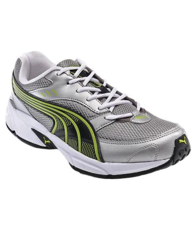 Puma Silver Lifestyle Shoes Price in India- Buy Puma ...