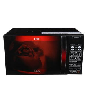 IFB 23Ltr 23BC4 Convection Microwave Oven Black