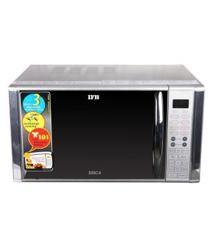 IFB 30 Litre 30SC4 Convection Microwave Oven Metallic Silver