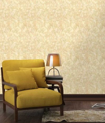 Buy Wallpaper 4 Less Gold Ornamental Italian Wallcovering-114 sq ft. Online at Low Price in ...