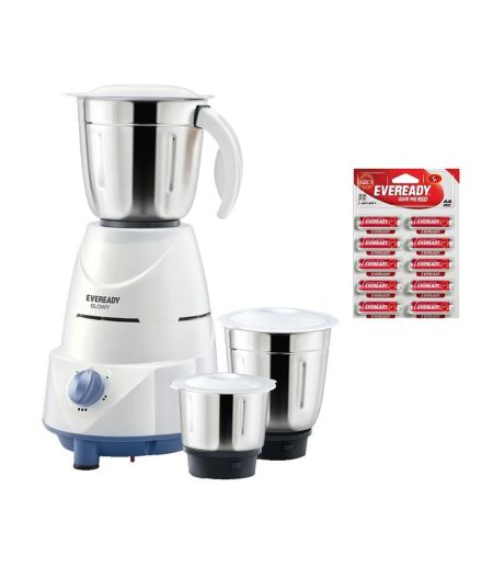Eveready GLOWY Mixer Grinder