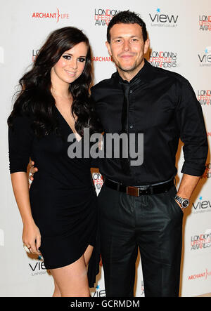 Lee Latchford-Evans and Kerry-Lucy Taylor London Lifestyle ...
