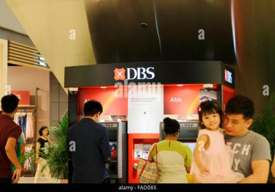 Dbs Bank Stock Photos & Dbs Bank Stock Images - Alamy